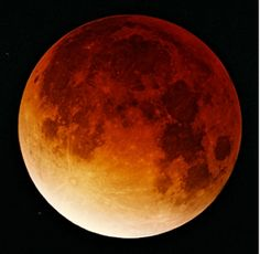 Bad Moon Rising: The April 15th Eclipse is the First of Four Blood Moons ~ RiseEarth
