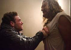 Aaron (Ross Marquand) in Episode 12 Photo by Gene Page/AMC The Walking Dead Season 6 Episode Photos