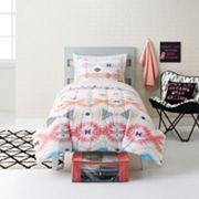 Simple By Design 5-piece Sundaze Medallion Twin XL Comforter Dorm Kit