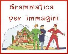 La grammatica è vissuta come un insegnamento arido e noioso, fatto di lunghi elenchi da mandare a memoria.    Immagini, narrazioni e materiali...