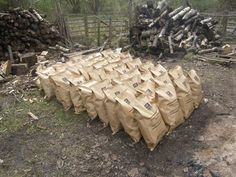 Large Scale Charcoal Production  Step-by-step guide about how to produce charcoal on a large scale.