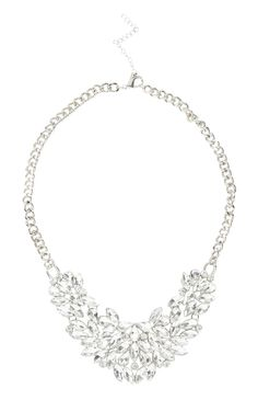 Primark - Halskette mit Ziersteinen