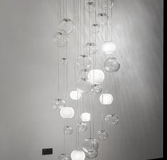 Terzani Leuchten mizu pendelleuchte by terzani design nicolas terzani pendelleuchte