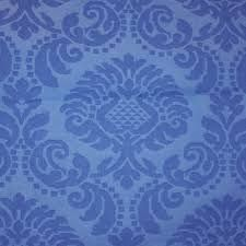 Image result for damask fabric blue