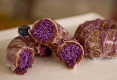 Ube: Exotic purple velvet doughnut lands in O.C.