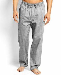 Nautica Men's Sleepwear, Herringbone Pant - Pajamas, Robes & Slippers - Men - Macy's Lounge Pants, Lounge Wear, Lounge Underwear, Mens Sleepwear, Mens Dress Pants, Gym Wear, Mens Clothing Styles, Mens Suits, Pajama Pants