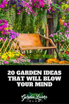 Whether you have a small or large space, these garden ideas feature design elements you will fall in love with. Blow Your Mind, Garden Bridge, Design Elements, Garden Design, Garden Ideas, Mindfulness, Design Ideas, Outdoor Structures, Patio