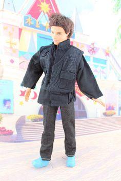 hot high quality handmade nice clothes for Barbie boy friend ken Doll lA103