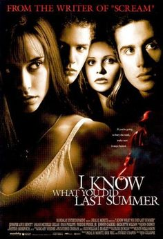 Directed by Jim Gillespie.  With Jennifer Love Hewitt, Sarah Michelle Gellar, Anne Heche, Ryan Phillippe. Four teens are in great danger one year after their car hits a stranger whose body they dump in the sea.
