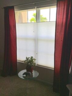 This is the 4th time I have ordered from Blinds.com and every blind has been just what I wanted and fit perfectly!  These Light Filtering Honeycomb Shades allow in the right amount of light and gives the privacy wanted. I like the fact that I can make the window a clerestory or adjust up or down for sun control. Here in Forida the sun will bleach carpets and drapes unless shielded. These blinds do the job!