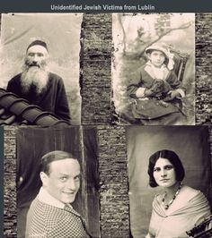 Unidentified victims of the Shoah. Most Holocaust victims have still not been identified.