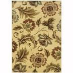 Grace Mariam Cream (Ivory) 7 ft. 10 in. x 10 ft. Area Rug