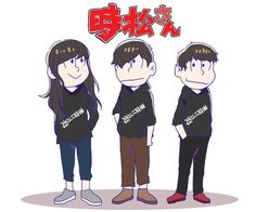 Ling tosite sigure | Osomatsu san parody