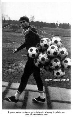 Giacinto Facchetti ⚽️ C'ero anch'io ... http://www.casatepa.it/  Made in Italy dal 1952