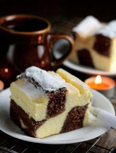 Ciasta   Ostra na Słodko - blog kulinarny - Part 4 Cookie Recipes, Dessert Recipes, Polish Recipes, Food Cakes, Recipe Images, Us Foods, Bakery, Cheesecake, Food And Drink
