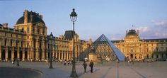 My favorite city.  Plus, you can get a really good sandwich in the Louvre.