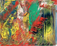 Abstract Oil Painting - RM 827 - 16