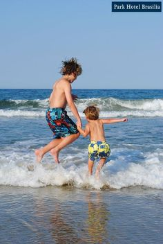 You can relax and enjoy your time when in Jesolo: your kids will play on a lifeguard protected beach!  http://www.parkhotelbrasilia.com/