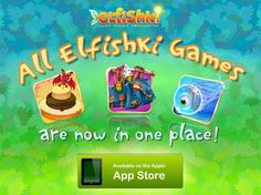 Elfishki™ Game Collection - 3 fun fantastic games for kids in one! $1.99