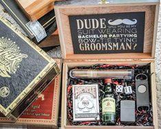 Tips For Planning The Perfect Wedding Day Groomsmen Gift Box, Be My Groomsman, Groomsmen Proposal, Bridesmaid Proposal, Groomsman Gifts, Bridesmaids, Groomsmen Invitation, Wedding Favours, Wedding Gifts