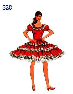 Square Dance dress ideas