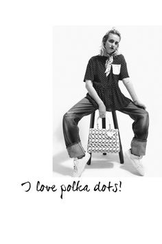 How to wear: Levi´s vintage, por Blanca Miró © Fotografía: A. Moral / Realización: Eva Barrallo