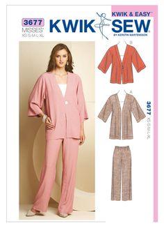 K3677 | Kwik Sew Patterns