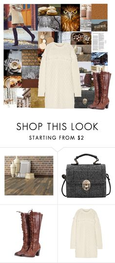 """❊Walking In The Snow❊"" by cheyenne-muter ❤ liked on Polyvore featuring Seed Design, Frye, Tory Burch, winterboots and winterstyle"