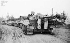 Panzerkampfwagen Tiger (8,8 cm L/56) (Sd.Kfz. 181) Ausf. E (Nr. 321)