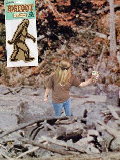 Erin Picks: Bigfoot Air Freshener