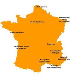Vitrine des villes durables françaises - Ministère du Développement durable