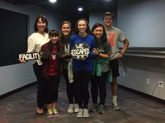 This group thwarted the evil Dr. Andrews in #TheFacility