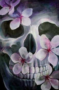 remembering by anicake on DeviantArt Skull Wallpaper Iphone, Sugar Skull Wallpaper, Sugar Skull Artwork, Gothic Wallpaper, Sugar Skull Costume, Sugar Skull Halloween, Halloween Stuff, Halloween Makeup, Halloween Costumes