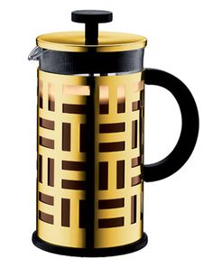 Coffee on the ritz!