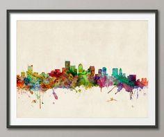 Hey, I found this really awesome Etsy listing at https://www.etsy.com/listing/162844336/boston-massachusetts-skyline-art-print