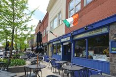 Conor O'Neill's is an authentic Irish pub where you're sure to find a perfect pint of Guinness or Harp along with traditional Irish dishes.