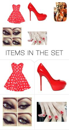 """Party"" by gracie-vega ❤ liked on Polyvore featuring art"