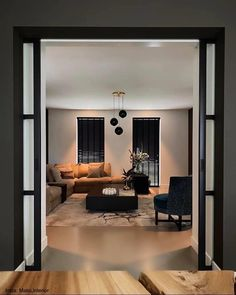 Classic Living Room, Living Room Modern, Home Living Room, Living Room Designs, Living Room Decor, Home Architecture Styles, Modern Bungalow Exterior, Living Room Lounge, House Rooms