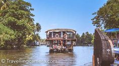 My son's first encounter with sea, backwaters and much more in South Kerala (By Bharati Malhotra)