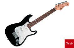 Brinquedos Musicais: Fender Stratocaster Mini