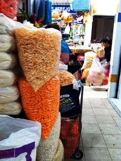 "Las ""pequeñas"" bolsas de frituras, se venden a granel"