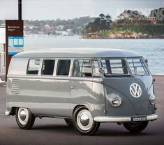 Vw Bus, Vw Camper, Volkswagen, Combi Split, Vw Beetles, Beetle Bug, Rat Look, S Car, Busses