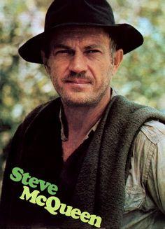 Steve McQueen, incognito