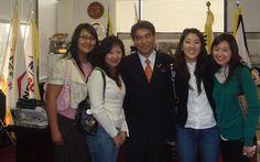 #남문기, #뉴스타부동산 매년 UCLA 학생들에게 장학금을 기부하며