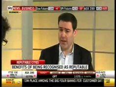 Oliver Freedman, MD of AMR, talks Reputation Business News