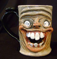 Really happy mug by thebigduluth.deviantart.com on @deviantART