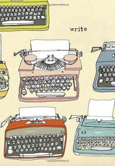 write something, anything,