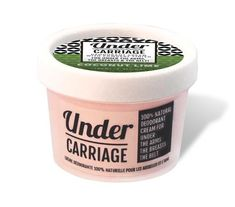 Undercarriage Coconut Lime Pink Jar - Natural deodorant cream with powdery finish for under the arms and the belt. All Natural Skin Care, Organic Skin Care, Activated Charcoal Benefits, Best Natural Deodorant, Body Odor, Natural Oils, Natural Health, Sensitive Skin, Oily Skin