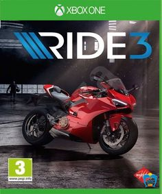 Ride 3 Xbox One. Start your adventure with RIDE Account Number- 1065 Product supports 'Full English language' for use in Australia and other English speaking countries. Ps4 Games For Kids, Xbox One Games, Fun Games, Ducati Supersport, Jeux Xbox One, Xbox 1, Suzuki Gsx R, Red Dead Redemption, Motorbike Game