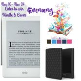 Kindle and Kindle Cover Giveaway  Open to: United States Canada Other Location Ending on: 11/24/2017 Enter for a chance to win a Kindle and a Kindle Cover. Enter this Giveaway at Katherines Corner  Enter the Kindle and Kindle Cover Giveaway on Giveaway Promote.